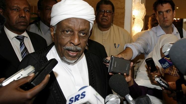 الميرغني: السودان بحاجة لحوار عاجل تفاديا لسيناريو ليبيا