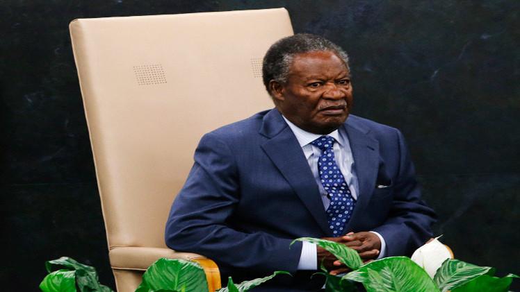 وفاة رئيس زامبيا