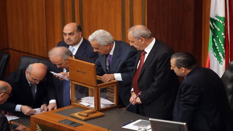 البرلمان اللبناني يفشل للمرة الـ14 في انتخاب رئيس الجمهورية