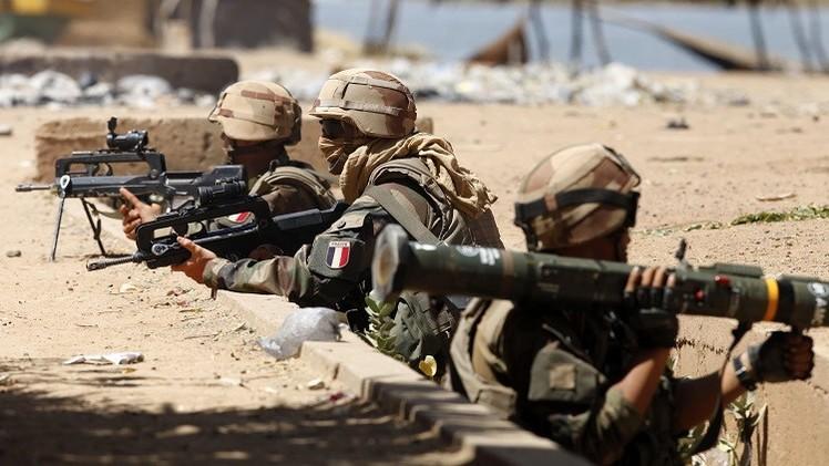 مقتل جندي فرنسي في اشتباكات شمال مالي