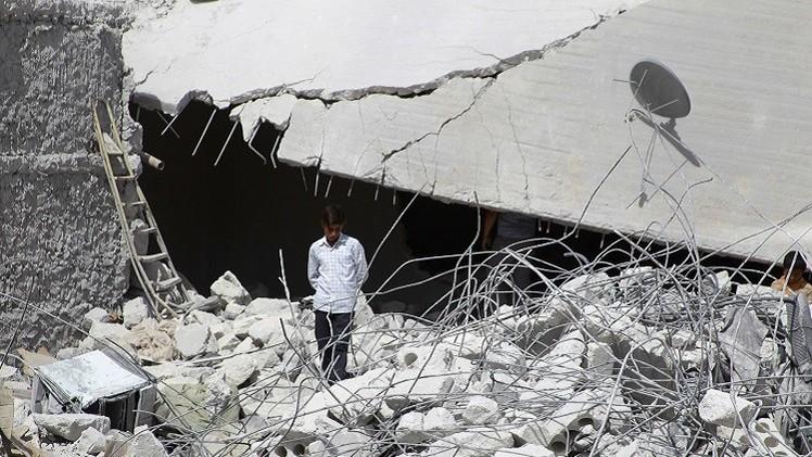 بان كي مون: غارات التحالف تتسبب بسقوط مدنيين