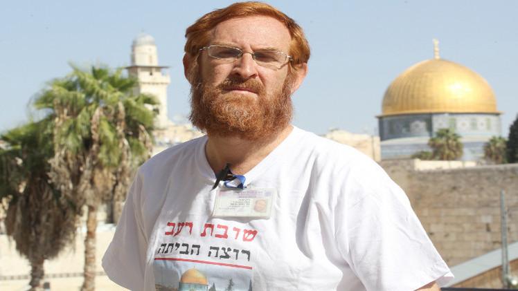 تعرض ناشط إسرائيلي متطرف لإطلاق نار في القدس