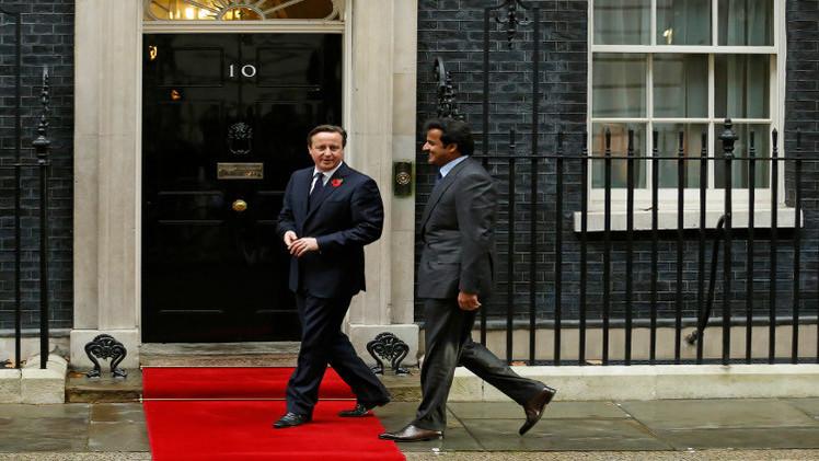 بريطانيا ترحب بالقانون القطري لمكافحة الإرهاب