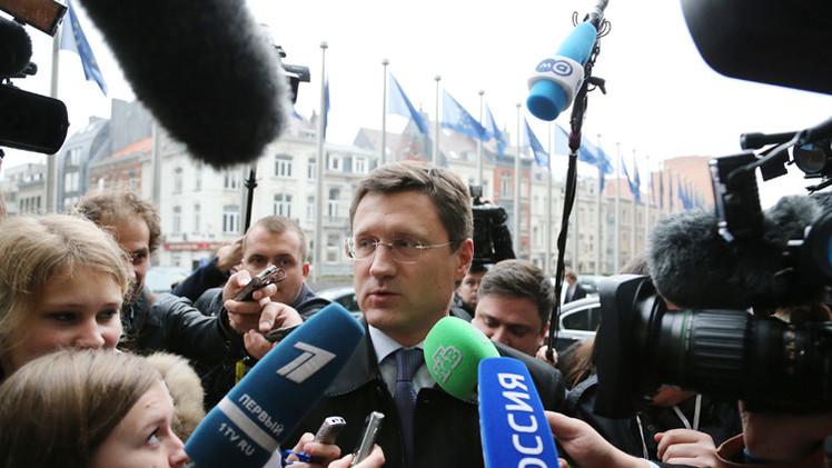 روسيا تتفق مع أوكرانيا حول النقاط الرئيسة لعقد الغاز بانتظار الضمانات الأوروبية