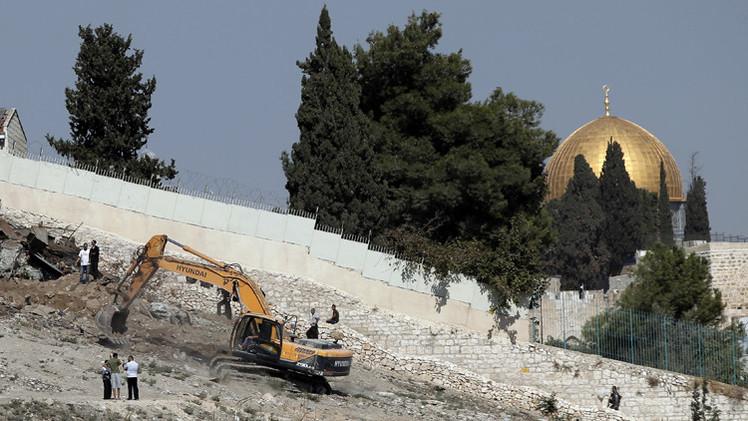 السلطة الفلسطينية: التصعيد الإسرائيلي إعلان حرب على شعبنا ومقدساته