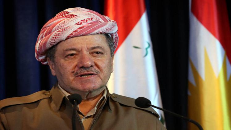 البارزاني: سنرسل مزيدا من القوات إلى كوباني في أي لحظة إن اقتضى الأمر