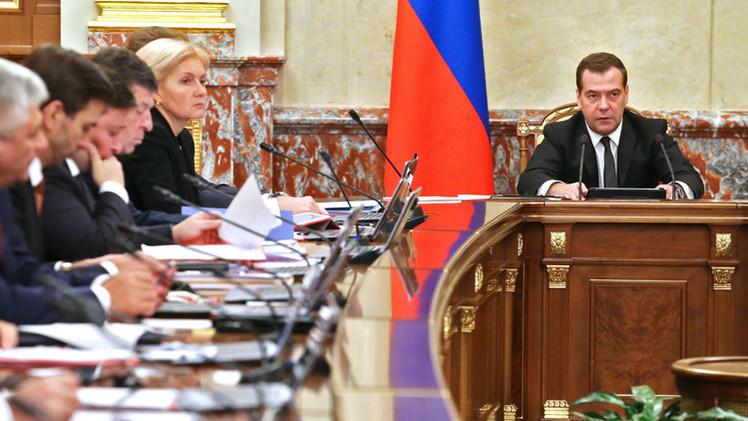 مدفيديف: روسيا تسعى في مباحثات الغاز لتحسين الاقتصاد الأوكراني