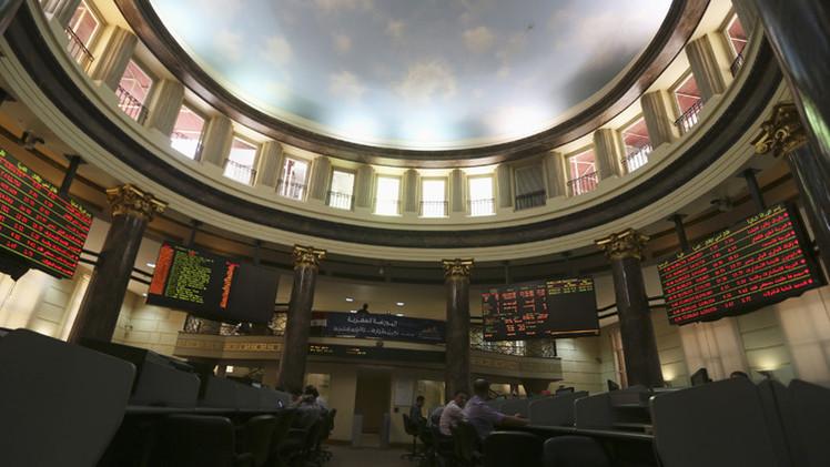 ارتفاع بورصة مصر خلال تداولات الخميس