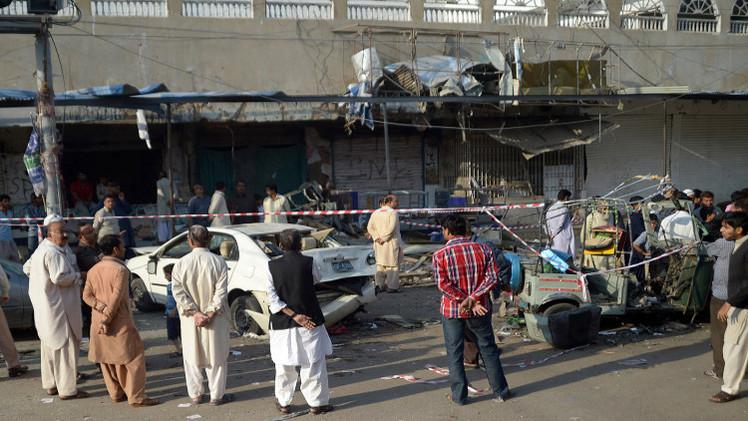 7 قتلى في باكستان بغارة جوية لطائرة أمريكية بدون طيار