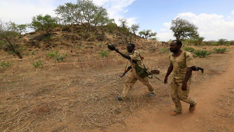 استئناف المعارك في جنوب السودان