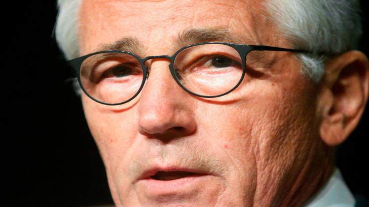 هاغل يطالب إدارة أوباما بتوضيح نواياها حيال الأسد