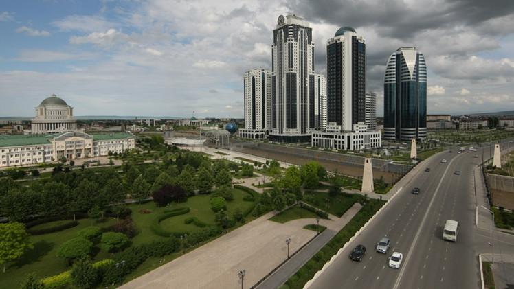 مشاريع استثمارية عربية في العاصمة الشيشانية