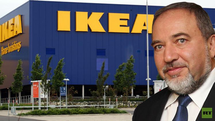 ستوكهولم لليبرمان: حتى تركيب أثاث IKEA يحتاج إلى شريك ودفتر تعليمات