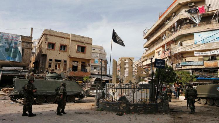 القضاء اللبناني يدعي على مسلحين بتهمة السعي لإقامة إمارة إسلامية
