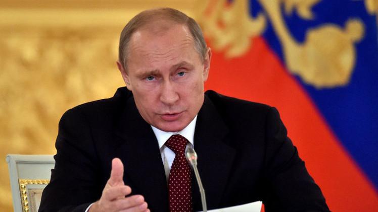 بوتين: لا ننوي التورط في مواجهة تفرض علينا