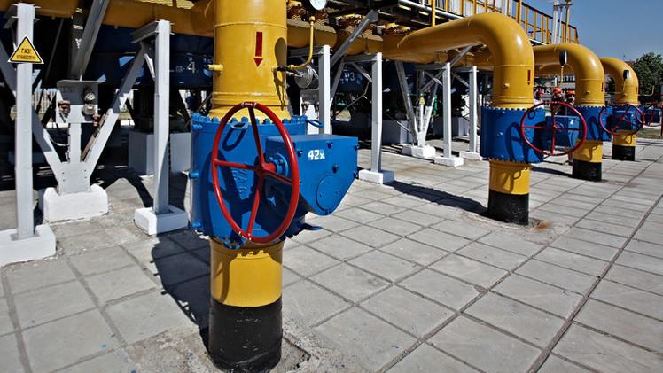 كييف تقترح تعليق إمدادات الغاز إلى المناطق غير الخاضعة لسلطتها