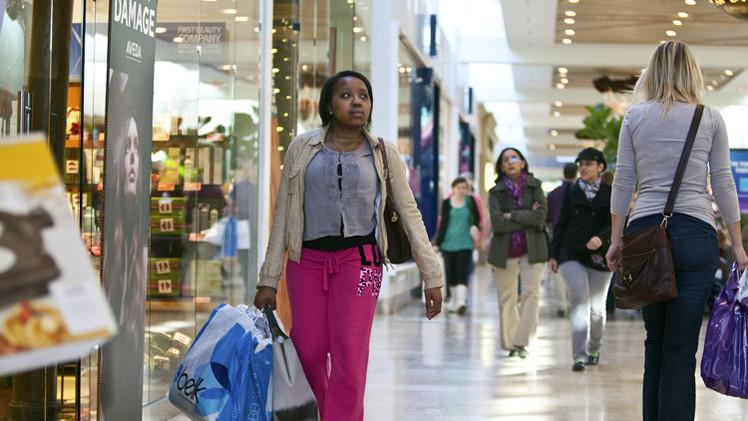 تراجع إنفاق المستهلكين الأمريكيين في سبتمبر لأول مرة في 8 أشهر