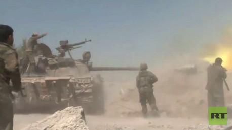 الجيش السوري يستعيد السيطرة على بلدات بريف حلب
