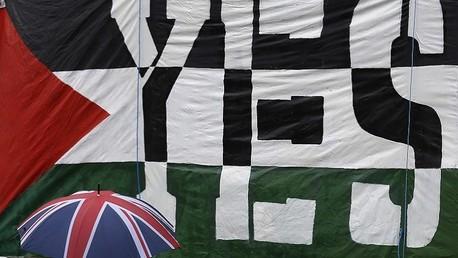 مجلس العموم البريطاني يعترف في تصويت رمزي بدولة فلسطين