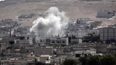 مدينة عين العرب - سوريا