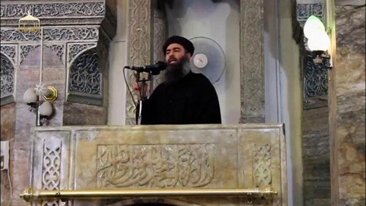 أبو بكر البغدادي يعترف بخسائر كبيرة ويرفض متطوعي العراق