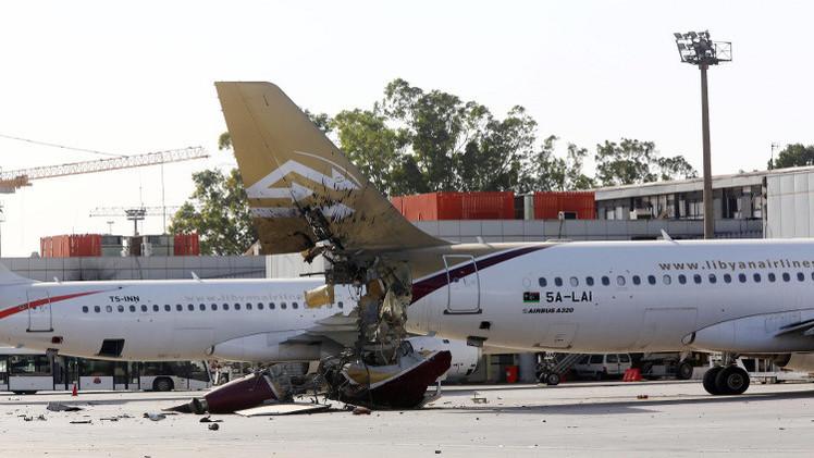 ليبيا تغلق مطار الأبرق شرق البلاد لأسباب أمنية