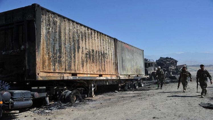 مقتل 9 في تفجير انتحاري جنوب كابل