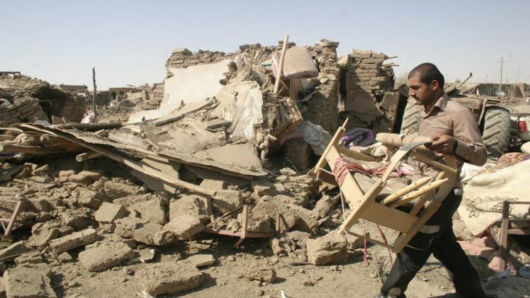 أعمال العنف أودت بنحو 1300 عراقي خلال الشهر الماضي