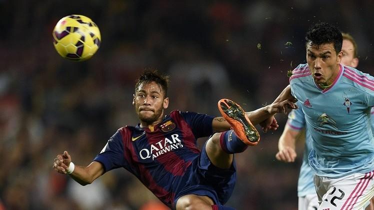 برشلونة يسقط ويقدم زعامة الدوري لريال مدريد على طبق من ذهب