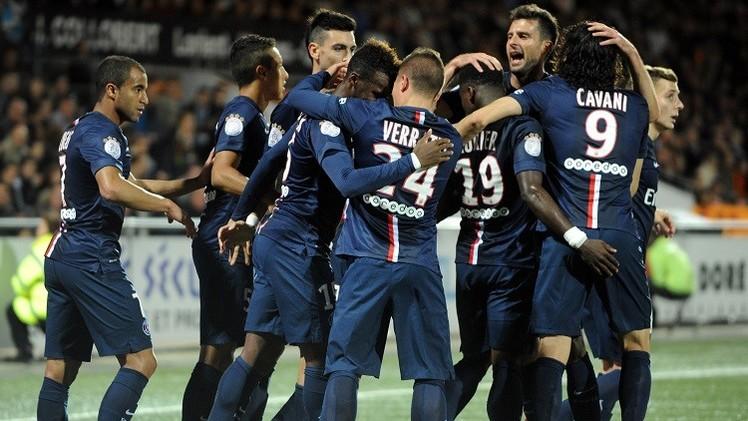 سان جيرمان يواصل ملاحقة مرسيليا على قمة الدوري الفرنسي