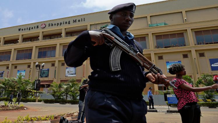 مصرع 7 من عناصر الشرطة الكينية وفقدان 17 آخرين