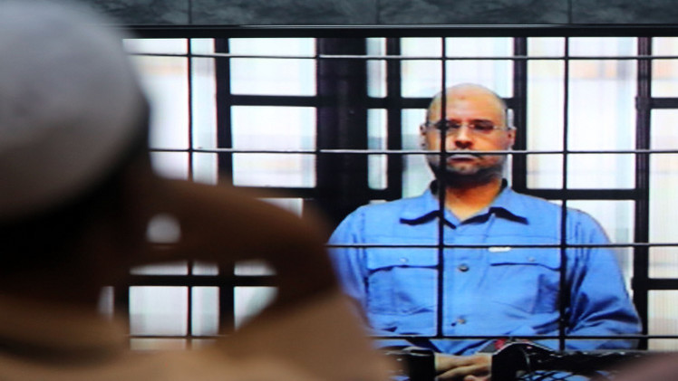 ليبيا تؤجل محاكمة سيف الإسلام القذافي إلى 16 نوفمبر