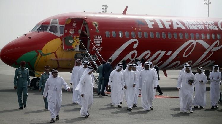 طيران الإمارات وسوني لن يجددا عقد رعايتهما للفيفا