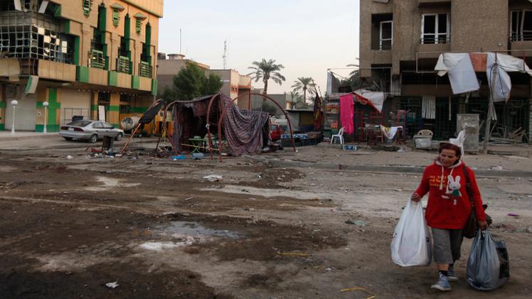 عشرات القتلى والجرحى بتفجيرات في بغداد