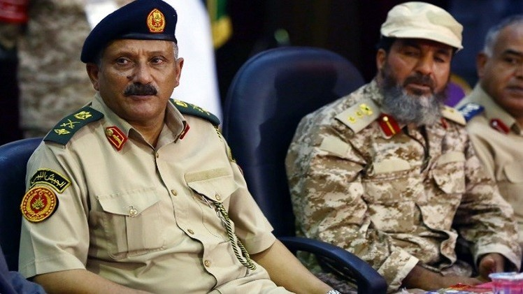 الجيش الليبي يستعد للهجوم على حي الصابري في بنغازي