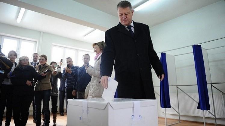 رومانيا: بونتا ويوهانيس يتنافسان في الدورة الثانية لانتخابات الرئاسة