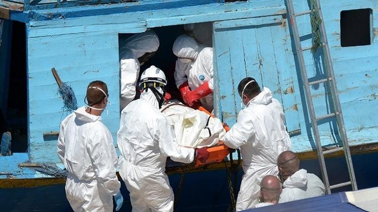 غرق 24 مهاجرا غير شرعي قبالة ساحل اسطنبول (فيديو)