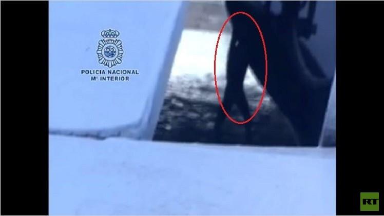 بالفيديو..مغربي في الـ 16 من العمر يخرق الحدود الإسبانية