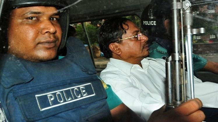 تثبيت حكم الإعدام بحق أمين عام أكبر حزب إسلامي في بنغلادش