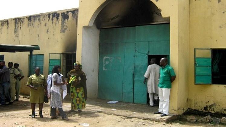 فرار 132  سجينا من سجن وسط نيجيريا