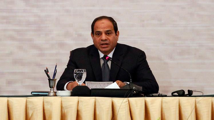 السيسي: سنعوض أهالي سيناء والإخوان يسعون لإراقة الدماء