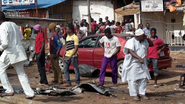 مقتل 32 شخصا بهجوم انتحاري شمال شرق نيجيريا