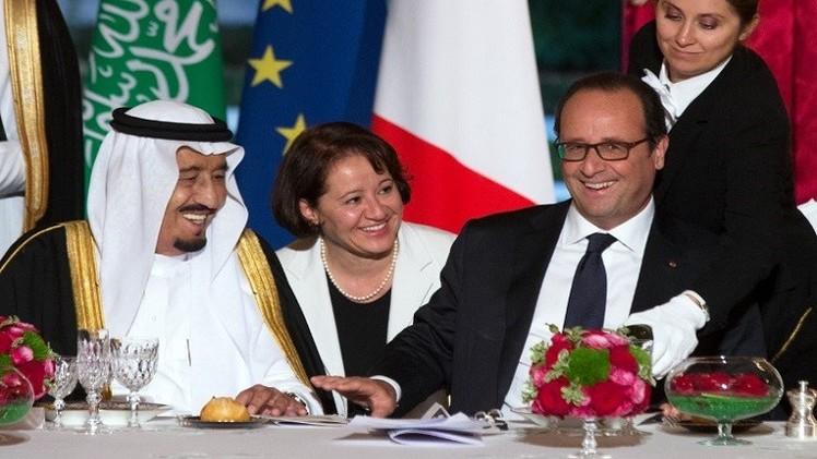 السعودية وفرنسا توقعان عقدا بـ 3 مليار دولار لتصدير أسلحة إلى لبنان