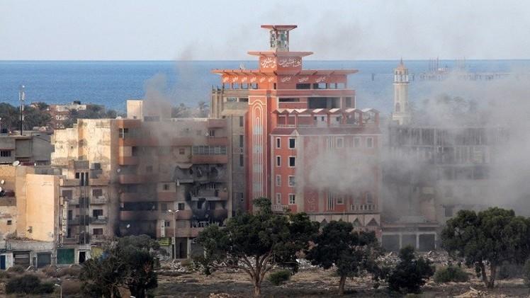 إغلاق الميناء التجاري في بنغازي بسبب الاشتباكات