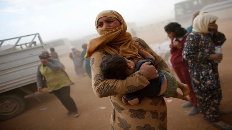 هيومن رايتس: تنظيم الدولة عذب الأطفال وأجبرهم على مشاهدة قطع الرؤوس