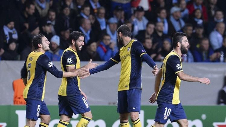أتلتيكو مدريد يواصل تصدّر مجموعته في دوري الأبطال ويوفنتوس يصحح مساره