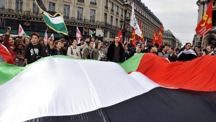 الحزب الاشتراكي الفرنسي يطالب باريس بالاعتراف بدولة فلسطين