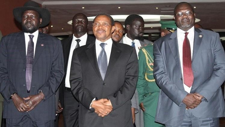 مجلس الأمن يبحث فرض عقوبات على قادة جنوب السودان