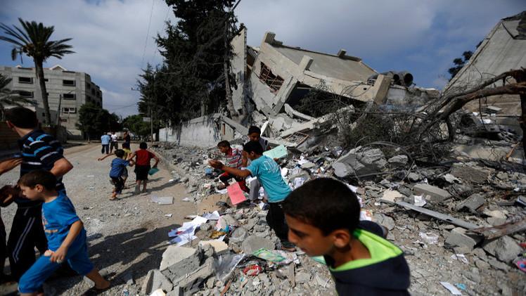 العفو الدولية تتهم اسرائيل باللامبالاة بالمدنيين خلال حرب غزة