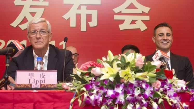 كانافارو مدربا لغوانغجو بطل الدوري الصيني خلفا لمواطنه ليبي